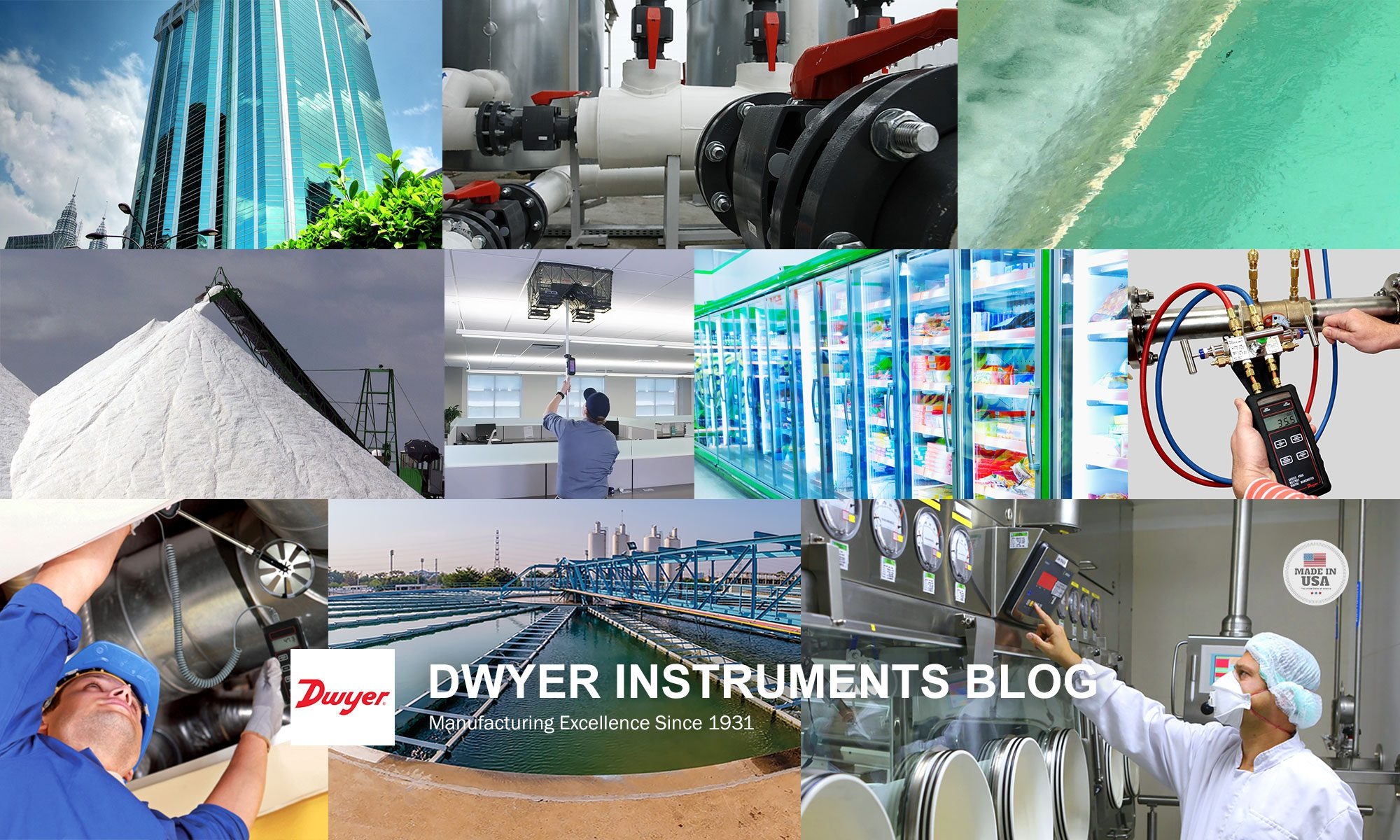 Dwyer Instruments Blog